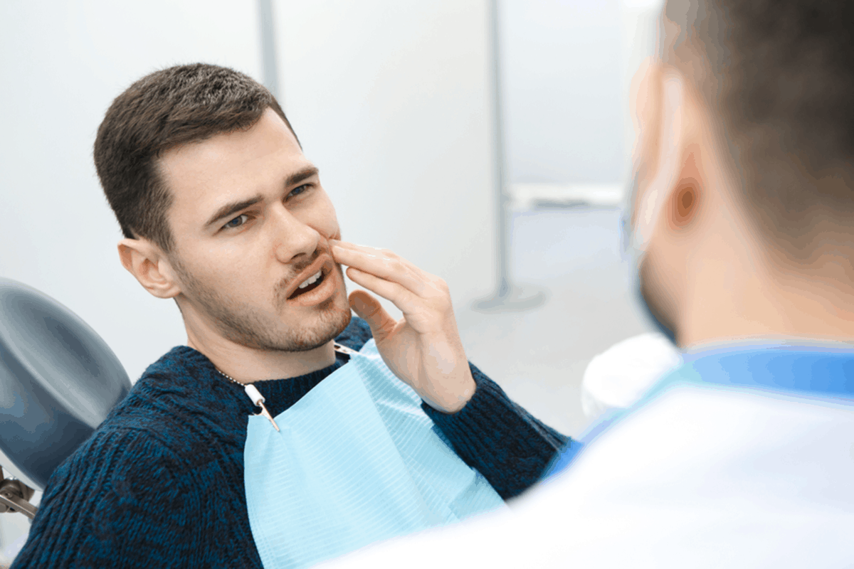 how to relieve wisdom tooth pain
