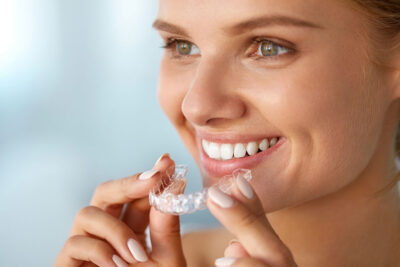 what does the invisalign process involve